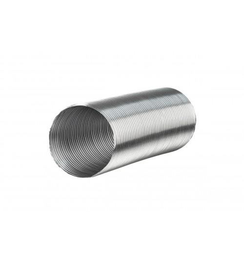 Гофра диаметр D 80,0 2 MTR оцинк. (пр-во Hobi)