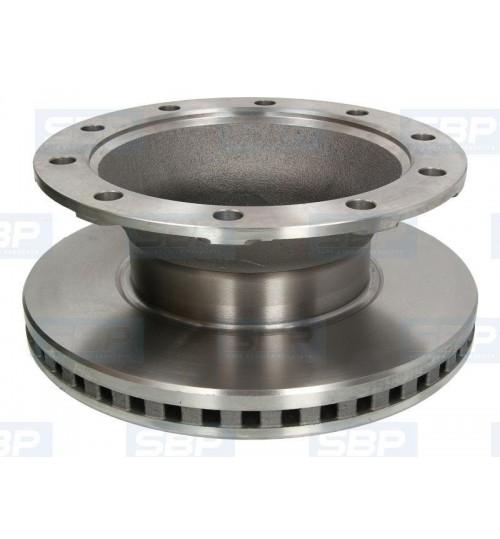 Тормозной диск 430х45 (пр-во SBP)