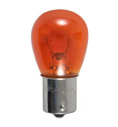 Лампочка 24V 21W желтые