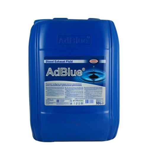 Жидкость AdBlue 10L (карт. 4802815986)