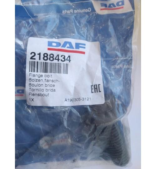 Болт М18х50  реативной тяги (пр-во DAF) заменён 0667632