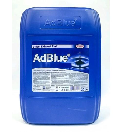 Жидкость AdBlue 20L (карт.501579-омега)