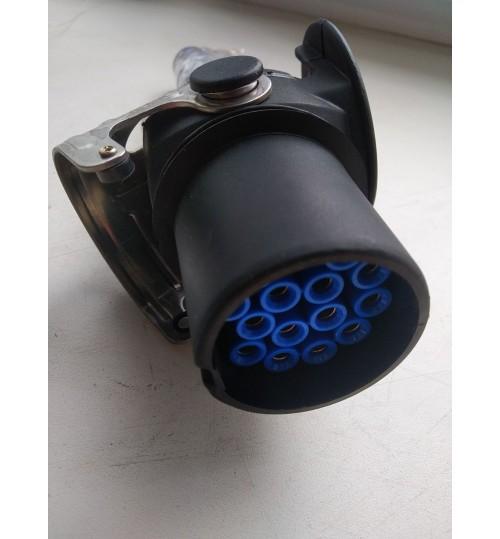 Розетка освещения 15 pin папа ( ABS EBS )