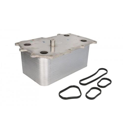 Маслянный радиатор (теплообменник) 262,8x148x113,5mm DAF CF 85,XF105,XF95 (пр-во NRF)