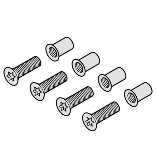 Палець скобы дверного замка DAF XF (пр-во DAF)