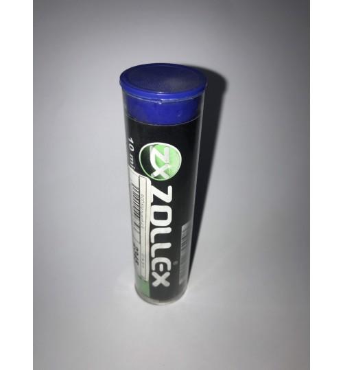 Холодная сварка Zollex черная  50 гр.