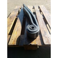 09863600 Рессора Trailor 2-x листовая 6506091D БУ
