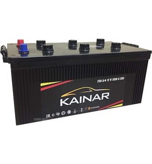 Аккумулятор 230Ah-12v KAINAR Standart+ (518x274x238),L,EN1350