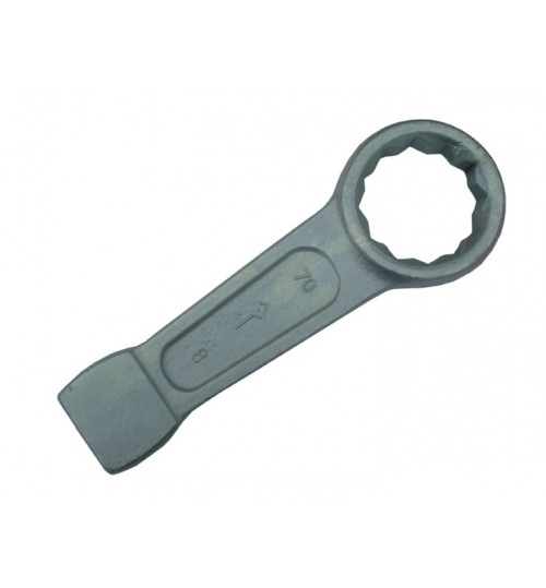Ключ кольцев. ударный 30 (цинк) (пр-во г.Камышин)