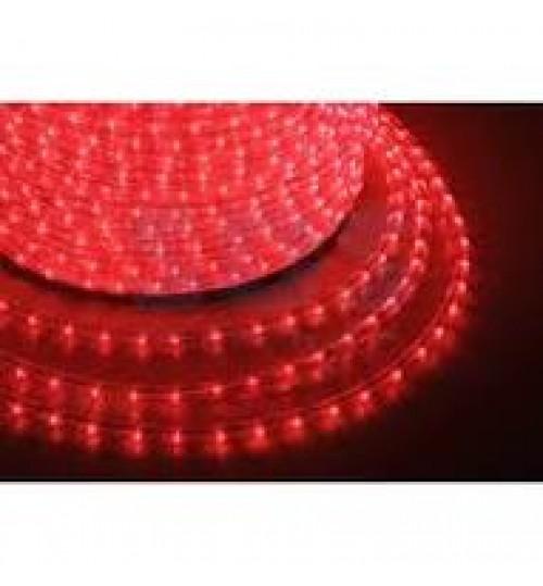 Гибкая светодиод. лента 24V (Цена за метр) 5м; 8мм*2,7мм, влагостойкая, красная (пр-во Китай)