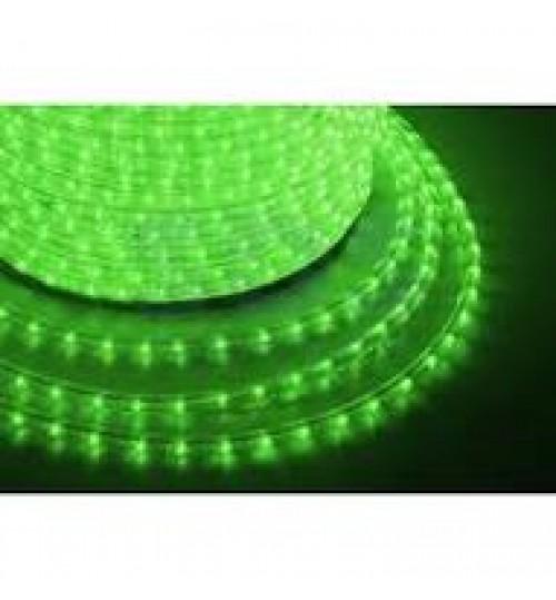 Гибкая светодиод. лента 24V (Цена за метр) 5м; 8мм*2,7мм, влагостойкая, зеленая (пр-во Китай)