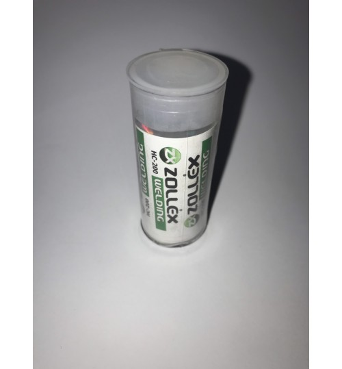 Холодная сварка (белая) Zollex  28 гр. маленькая