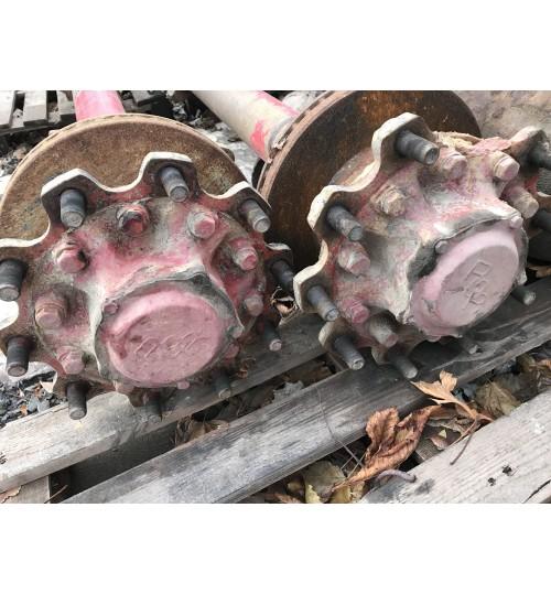 Ступица ROR дисковые тормоза, тип ROR LM, LC, ELSA195 14225425