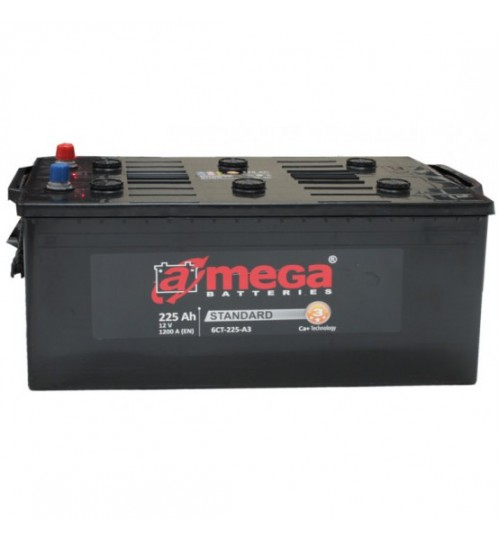 Аккумулятор 225  AMEGA зал (Standart)