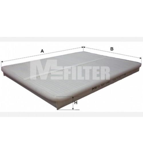 Фильтр салона DAF (пр-во M-Filter)