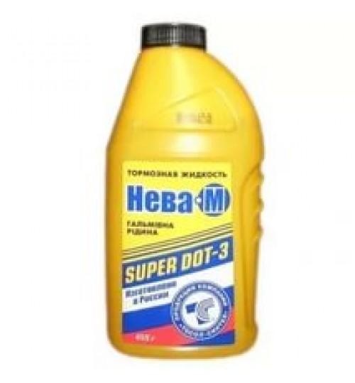 Торм. жидкость Нева  0,5л.желтая