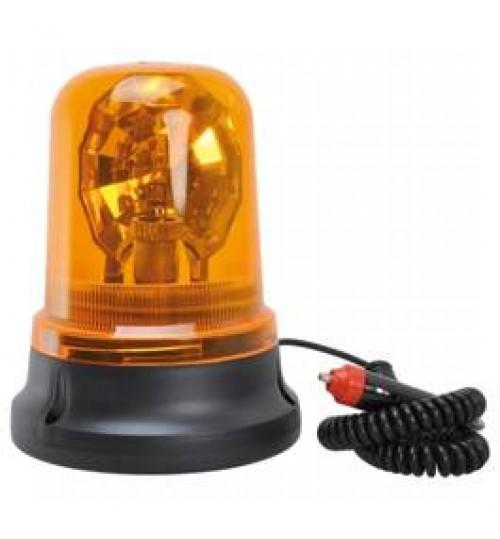 Проблесковый маяк оранжевый LED 130*96mm <ДК>