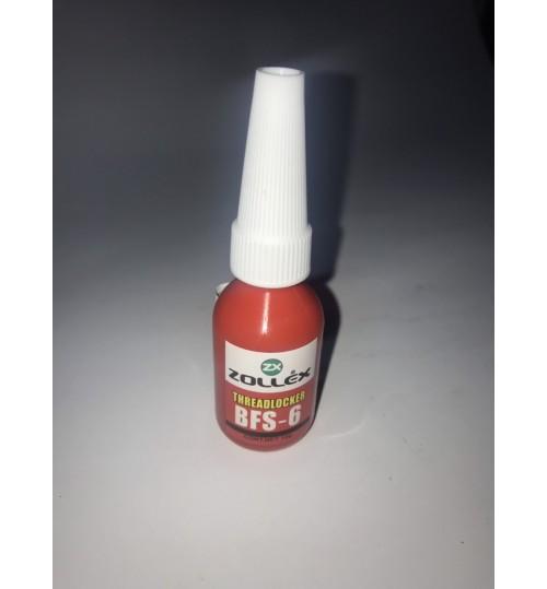 Герметик резьбовой красный Zollex