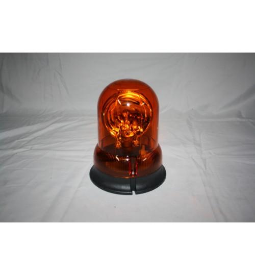 Сирена 24 V оранжевая TR 502-3 на лампочке с магнитом