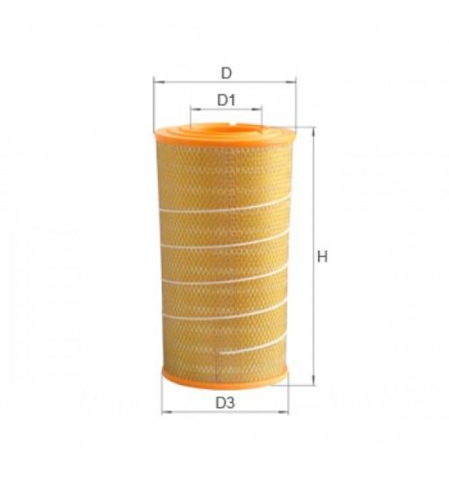 Воздушный фильтр DAF XF105 (пр-во Alpha Filter)