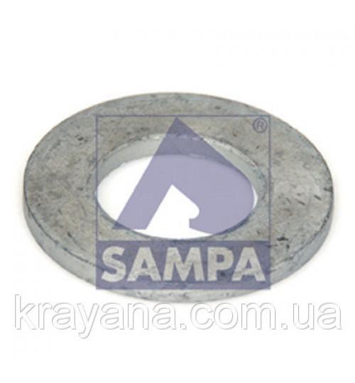 Шайба 31x57x6 пальца рессоры BPW (пр-во Sampa)