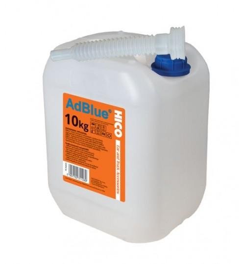 Жидкость AD Blue EURO5,EURO6,ISO 22241-1/22241-2/22241-3/22241-4 (пр-во HICO)