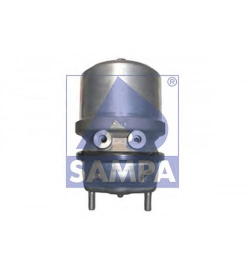 Тормозной цилиндр с пружинным энергоаккумулятором 24/30 (пр-во SAMPA)