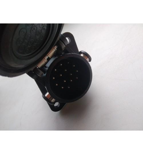 Розетка освещения 15 pin мама ( ABS EBS )