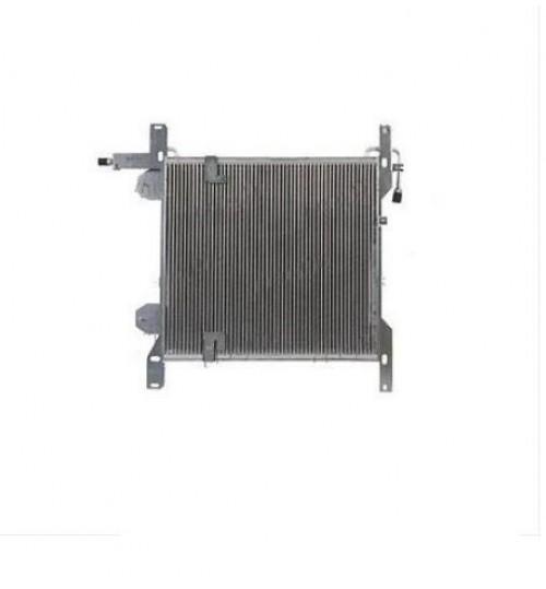 Радиатор кондиционера DAF XF105,XF95 (пр-во Nissens)
