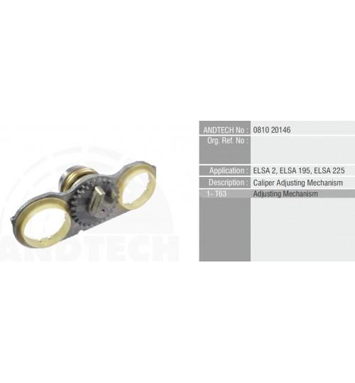Механизм регулировки суппорта MERITOR ELSA 2 RADIAL (пр-во Andtech)