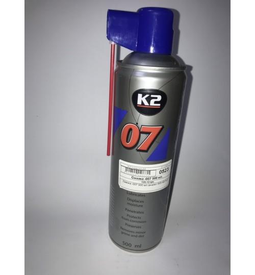 Смазка -007 500 мл.(аналог WD-40) K-2