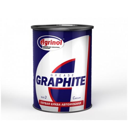 Смазка графитная Агринол 1кг