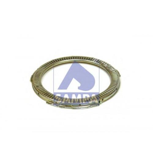 Кольцо АБС BPW 125x156/165,75x8,8/Z=100 (пр-во SAMPA)