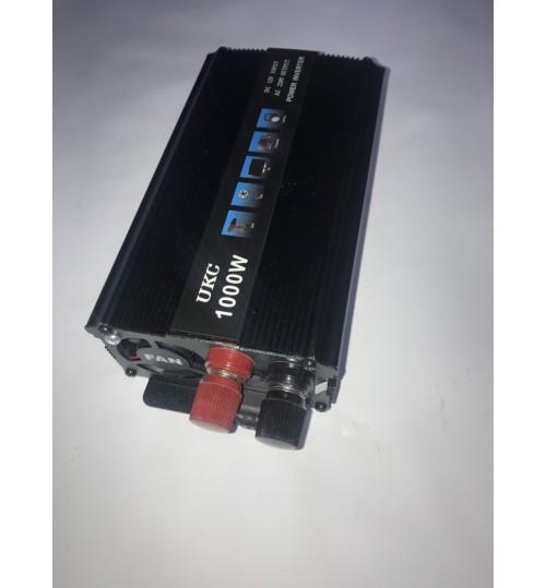 Преобразователь енергии 24-12 V (50A)
