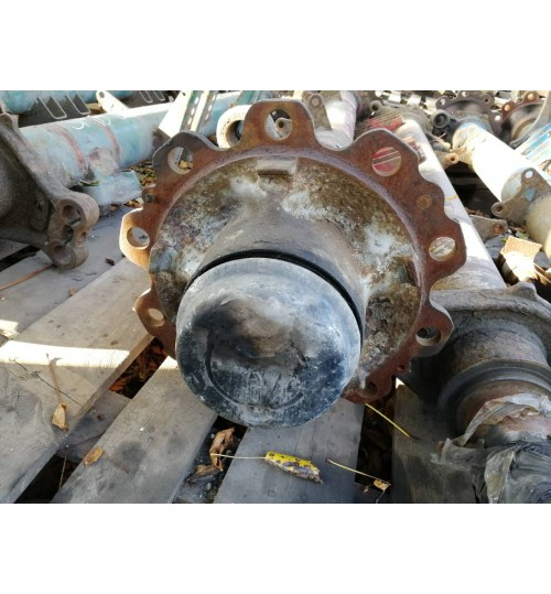 Ступица SMB ромашка с клыками тип С1, С2 (барабан снаружи)