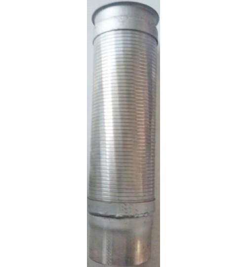 Выхлопная гофра (с флянцами) L=384mm MAN TGS,TGX (пр-во Vanstar)