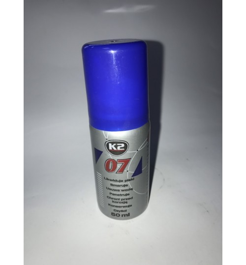 Смазка -007 50 мл.(аналог WD-40) K-2