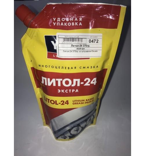 Литол-24 375гр. со штуцером Юкойл