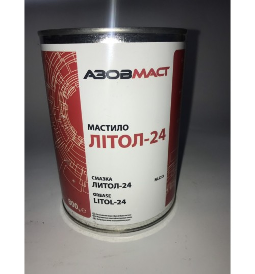Смазка Литол-24 0,8 кг. (41071009692-Омега)