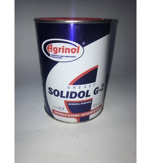 Солидол 0,8кг