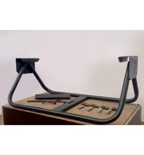 Кронштейн крепления запасного колеса (корзина на одно колесо)