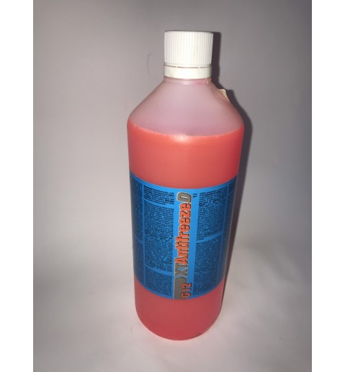 Антифриз красный концентрат -80 XT D1 L (Чехия) G12