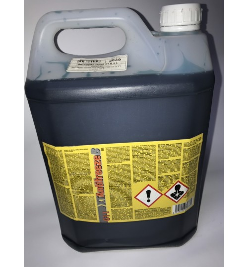 Антифриз синий концентрат -80 XT В 5 L (Чехия) G11