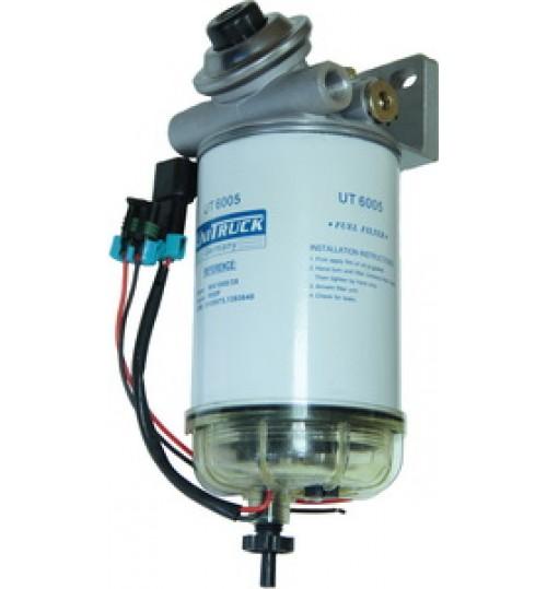Сепаратор с подогревом с подкачкой  (Пр-во MEGA) UT 6005 M1H